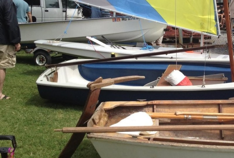 Cowes Giant Boat Jumble