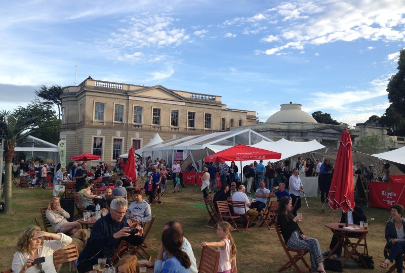 Outdoor Event at Northwood House