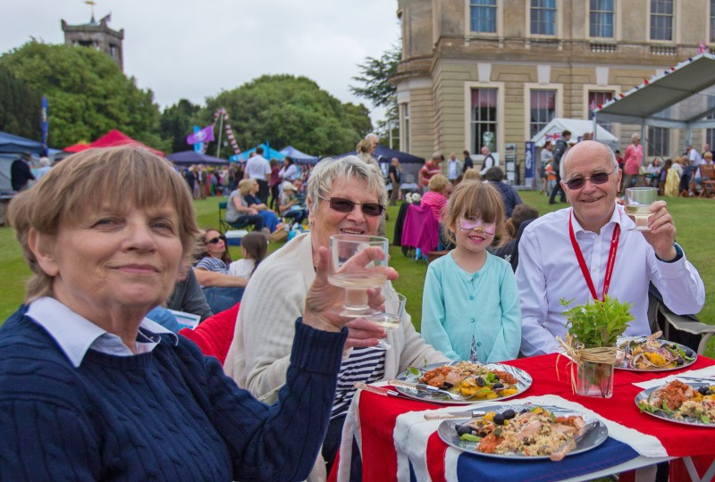Cowes Picnic in the Park